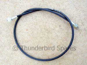 Speedo Cable, BSA A50/A65, 1964-1965 only